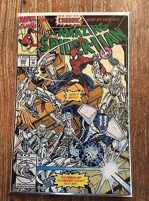 The Amazing Spider-man #360  1st cameo appearence of Carnage VF/NM