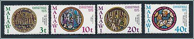 Malawi 1975 MiNr. 255/8 Serie 4 val. ** (#11601)
