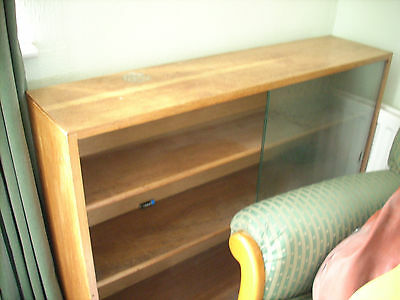 Old clear fronted book case (Bexley, Kent)
