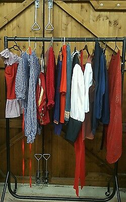 Job Lot of assorted costume pieces for stage pantomime