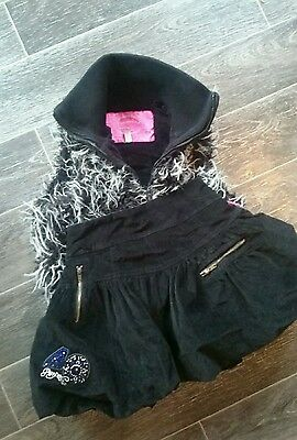 girls PAMPOLINA outfit age 8-9 years STUNNING!!!!��