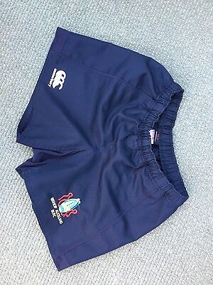 Rugby Union Bishop Aukland player issue shorts size 34