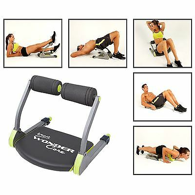Wonder Core Smart Body Exercise System Ab Workout Fitness Train Home Gym Machine