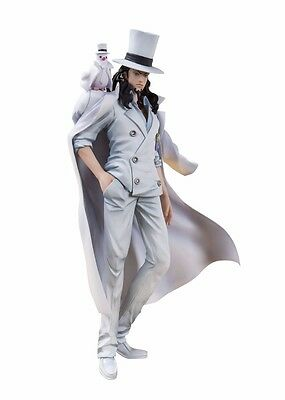 Figuarts ZERO One Piece ROB LUCCI FILM GOLD Ver PVC Figure BANDAI NEW from Japan