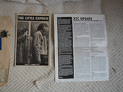 XTC Little Express 43 with  update and artwork for Windowbox cassette