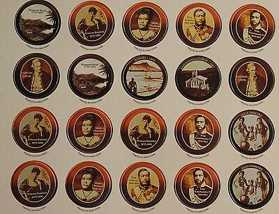 POG Historical Hawaiian POGS
