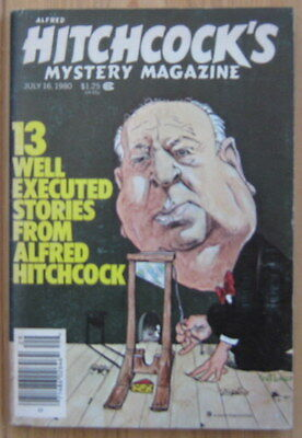 Alfred Hitchcock's Mystery Magazine - American edition 1980 volume 25 no. 7