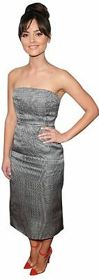 Jenna Coleman Cardboard Cutout (life size OR mini size). Standee. Stand Up.