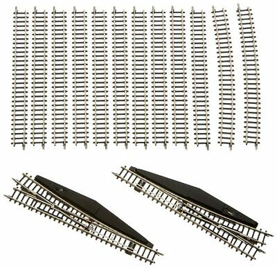 Marklin Extension Set with Manual Turnouts scale