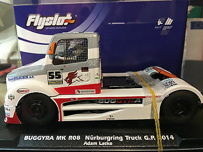 Camion De Slot Fly Buggyra Mk R08 Nurburgring Truck G.p 2014