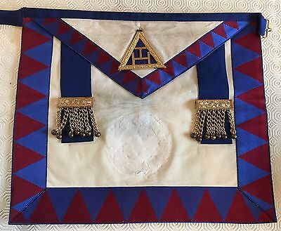 Provincial Chapter Officers Lambskin Apron