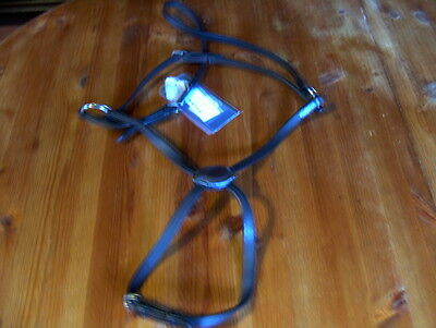 Brand New Mexican Grackle Noseband- full size