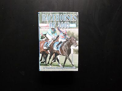 """Timeform """"racehorses Of 2003"""" In V/g Condition"""
