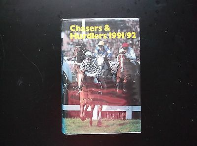 """Timeform """"chasers & Hurdlers"""" 1991/92"""