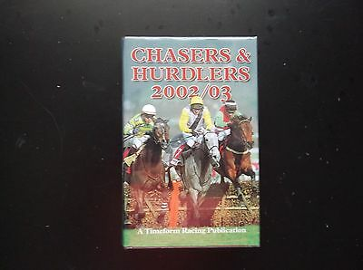 """Timeform """"chasers & Hurdlers"""" 2002/03"""