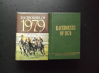 """Timeform """"racehorses Of 1979"""" In A Protected Original Dust Jacket"""