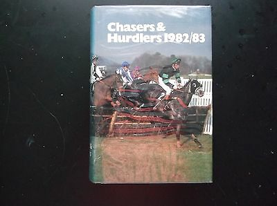 """Timeform """"chasers & Hurdlers"""" 1982/83"""