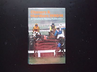 """Timeform """"chasers & Hurdlers"""" 1990/91"""