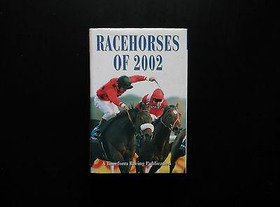 """Timeform """"racehorses Of 2002"""" In V/g Condition"""