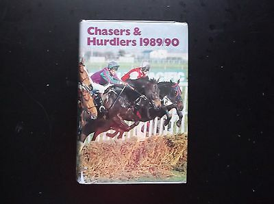 """Timeform """"chasers & Hurdlers"""" 1989/90"""