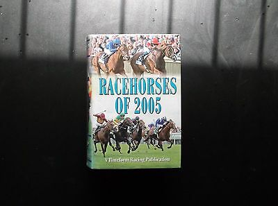 """Timeform """"racehorses Of 2005"""" In V/g Condition"""