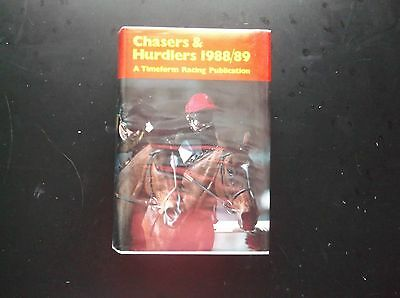 """Timeform """"chasers & Hurdlers"""" 1988/89"""