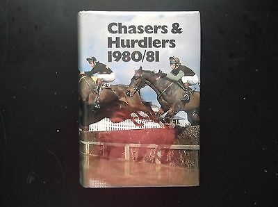 """Timeform """"chasers & Hurdlers"""" 1980/81"""