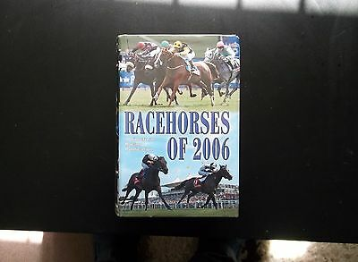 """Timeform """"racehorses Of 2006"""" In V/g Condition"""