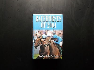 """Timeform """"racehorses Of 2004"""" In Mint Condition"""