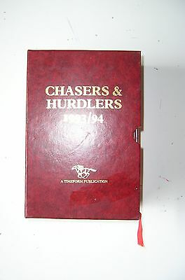"""Timeform """"chasers & Hurdlers 1993/94"""""""