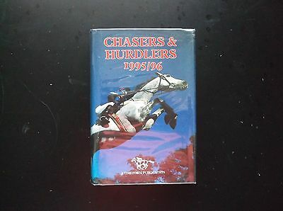 """Timeform """"chasers & Hurdlers"""" 1995/96"""