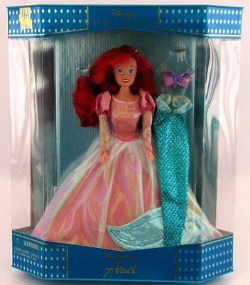 Little Mermaid Princess Ariel Doll Disney #88004 NRFB
