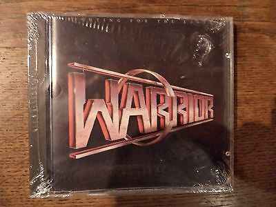 """cd Warrior""""fighting for the earth"""" rare 1985"""