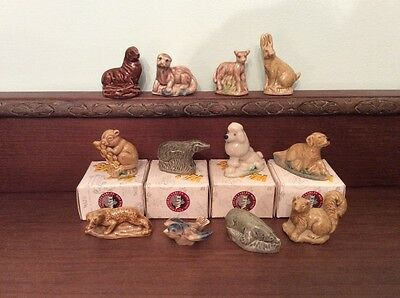 wade whimsies collection, job lot of 12, all good condition - good starter pack