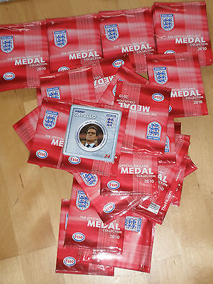 56 Esso Medal Cards 2010 Mint Condition 55 Unopened