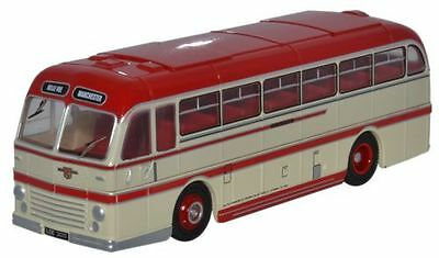 Oxford Diecast Duple Roadmaster Belle Vue Coaches 76DR001 (OO Scale)