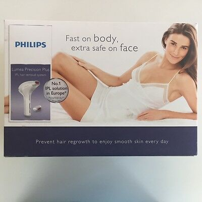 Philips Lumea SC2003/11 Precision Plus IPL Hair Removal System Face Body Legs