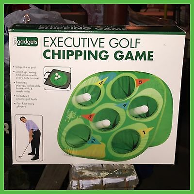Indoor Golf Chipping Game