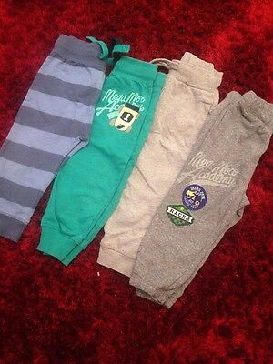 Next Baby Boys Tracksuit Bottoms Age 18 Months - 2 Years Great Condition Bundle