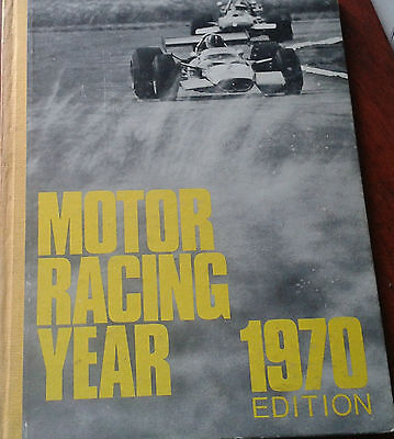 Motor Racing Year 1970 Edition Review of the Years motor sport