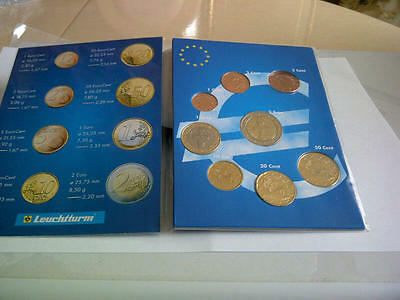 Euro set  officiel  Chypre UNC  2016