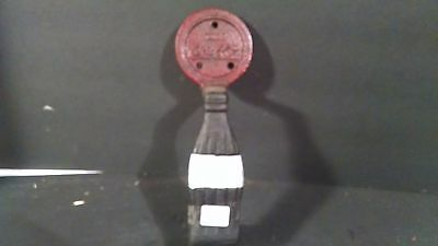 Coca Cola Cast Iron Antique Style Barn Handle Gate Pull Shed Door Handles PUSH