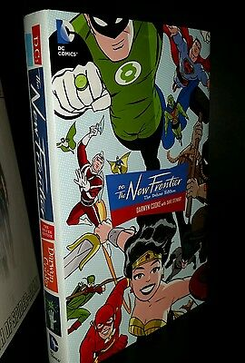 Dc New Frontier Deluxe Edition Omnibus Hardcover Sold Out Rare New Never Read