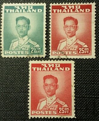 Siam Stamps. Thailand Stamps.