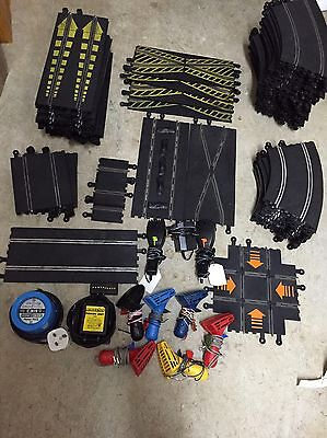 Hornby Scalextric SCX Classic Job Lot Of Track, Slot Cars