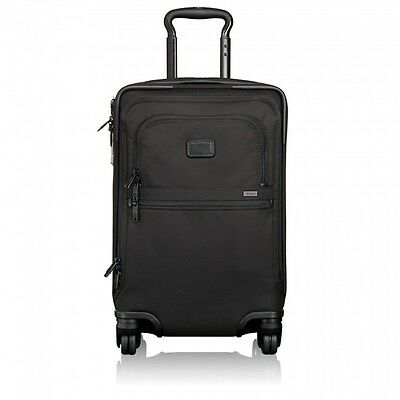New Style Tumi Alpha 2 4 Wheel 22' Office Carry On 22616  $725