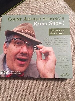 Count Arthur Strong's Radio Show!  CD NEW