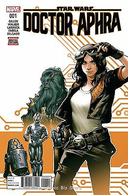 Star Wars Doctor Aphra #1 (2017) Marvel 1St Printing Bagged & Boarded