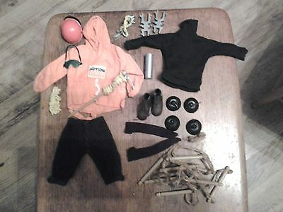 Original action man mountaineer uniform/kit