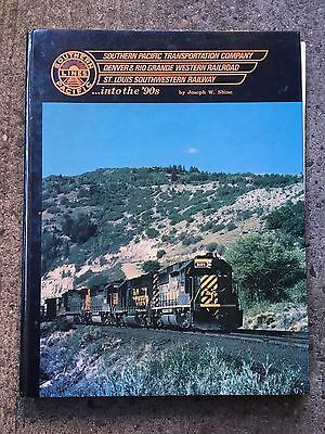 Southern Pacific Into The 90s. Hardback Book.